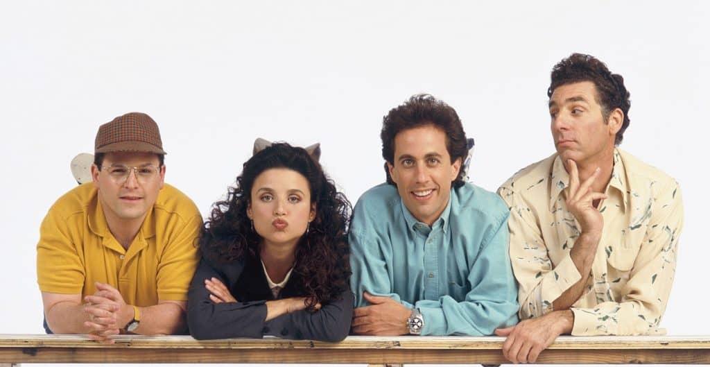 serie tv comedy da vedere: Seinfeld