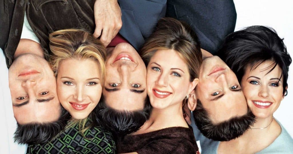 serie tv comedy da vedere - Friends