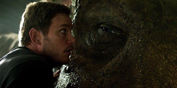 Jurassic World - il regno distrutto trailer