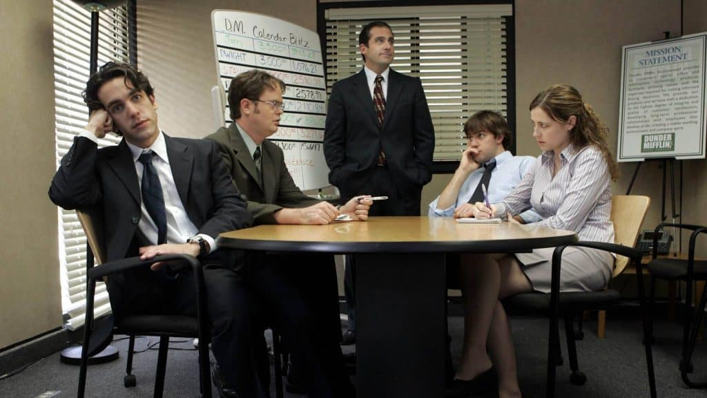 serie tv comedy da vedere: The Office