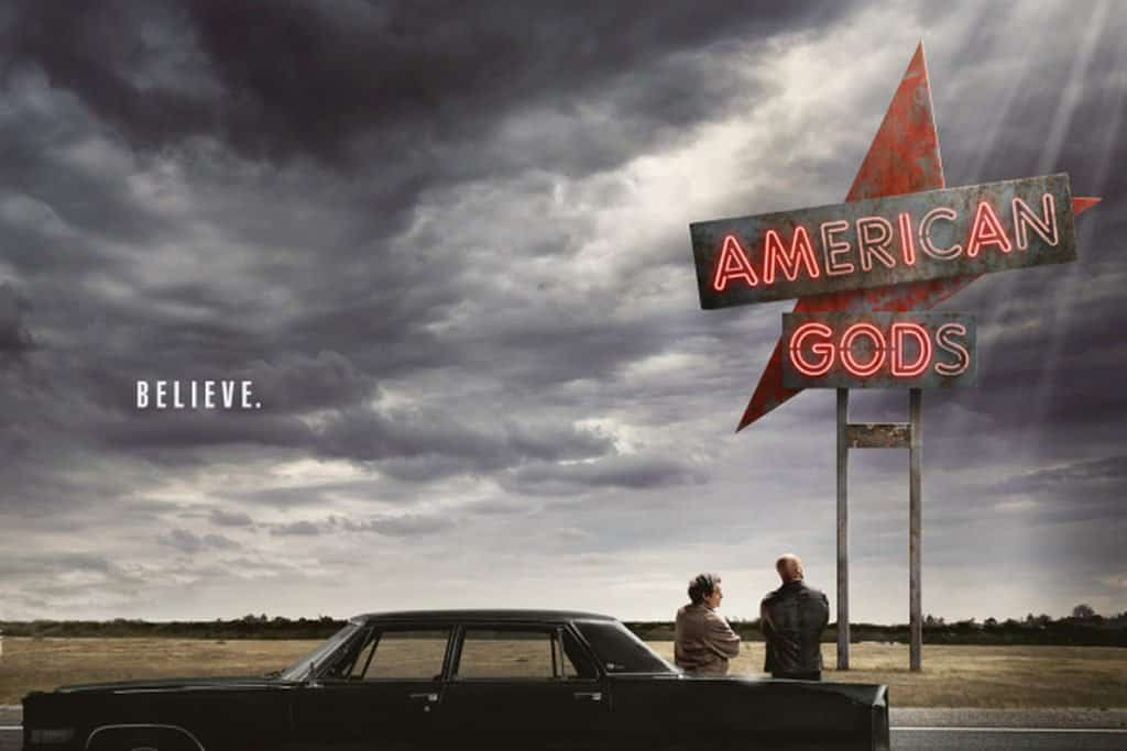 American Gods Serie tv prime video