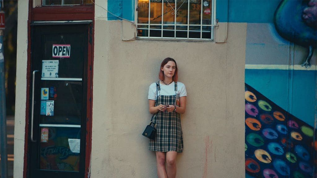 migliori commedie 2017 Lady Bird recensione