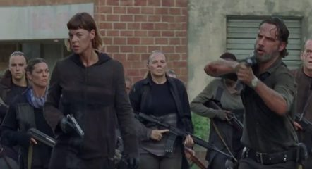 Recap 8x08 The Walking Dead