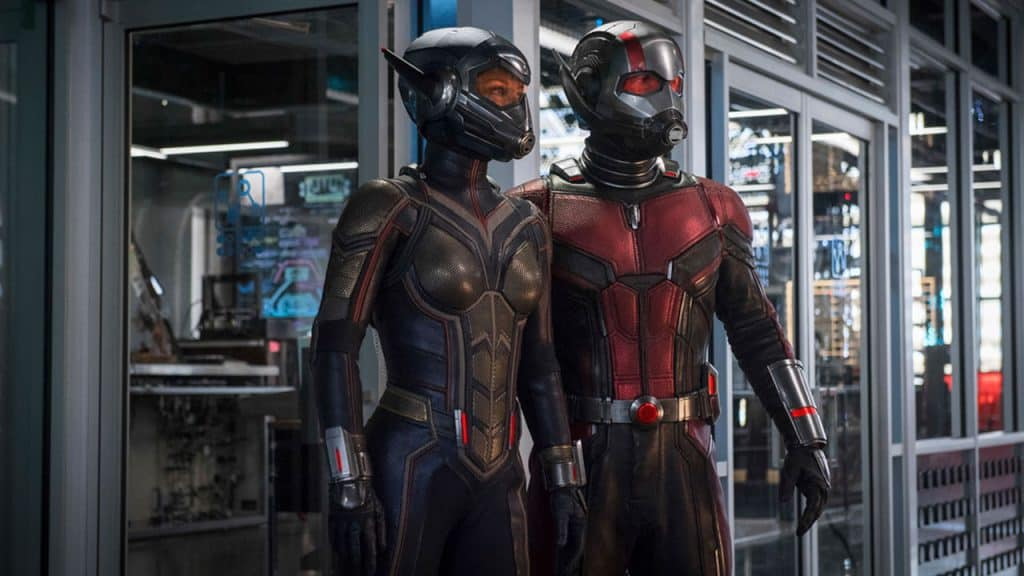 Ant-man and the Wasp Trailer film Marvel