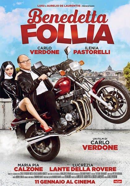 Benedetta Follia Carlo Verdone Recensione