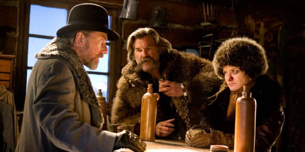 Recensione The hateful eight