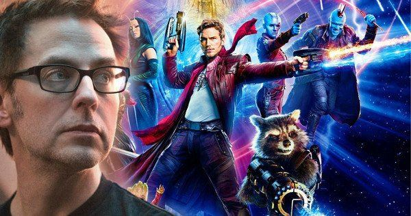 james gunn guardiani della galassia 3