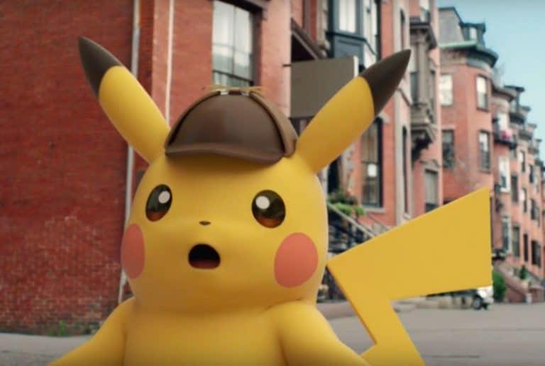 Detective Pikachu live action pokemon