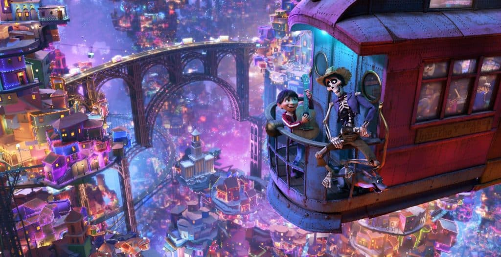 Coco (2017) - Pixar