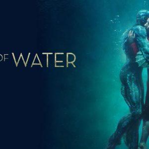 the shape of water recensione guillermo del toro