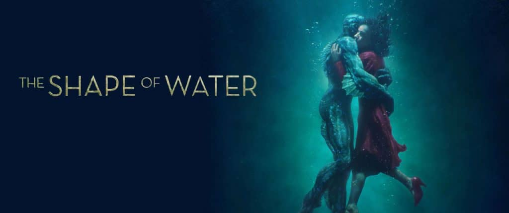 the shape of water recensione guillermo del toro