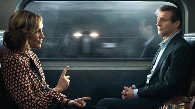 L'uomo sul treno recensione