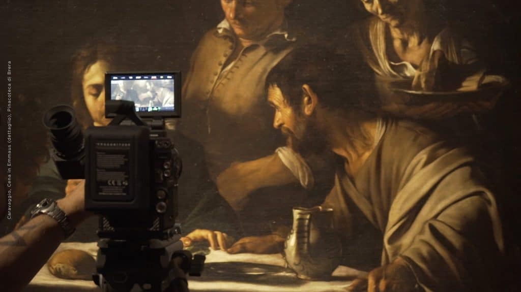 Photo of Caravaggio – L'anima e il sangue: arriva in Home Video