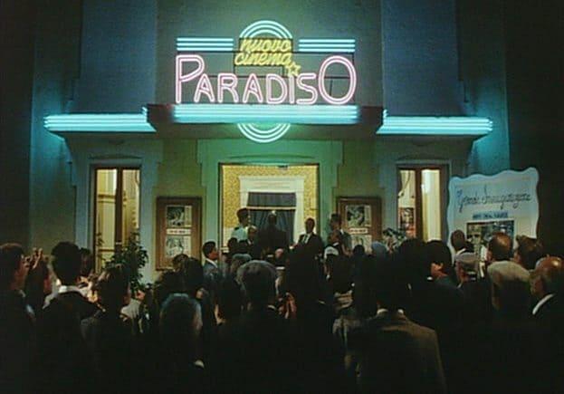 Il cinema in Nuovo Cinema Paradiso