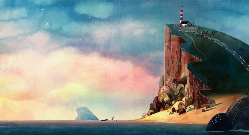 Song of the sea recensione