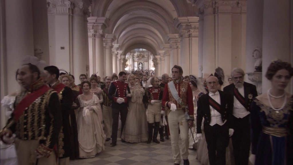 Arca Russa - la storia e i film storici