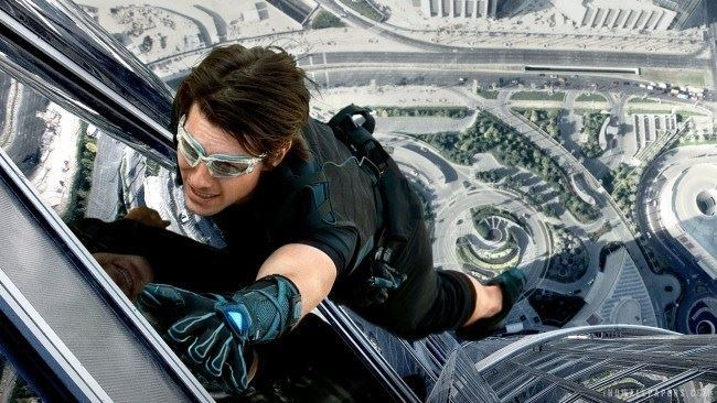 mission impossible 7 foto set
