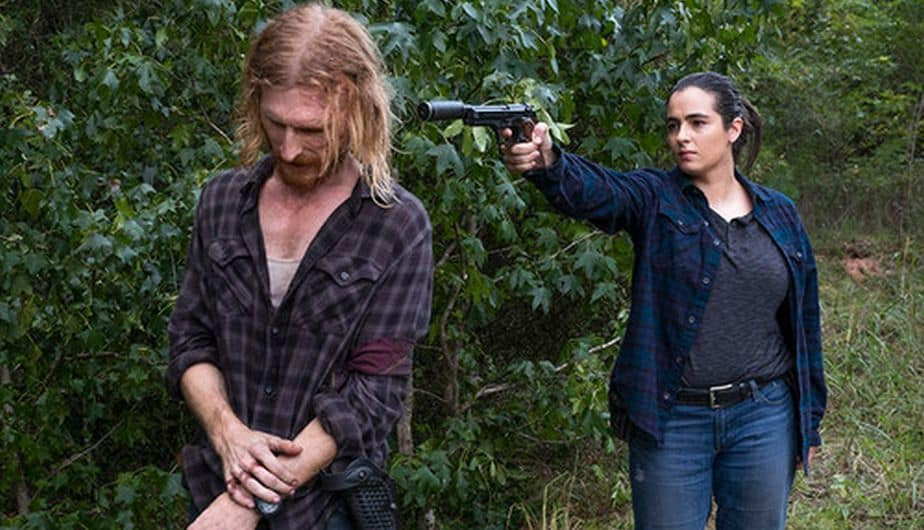 The Walking Dead recap 8x11