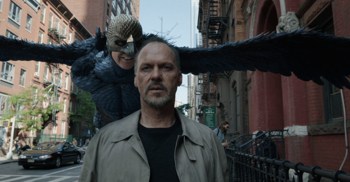 personaggi cult Riggan Thomson Birdman