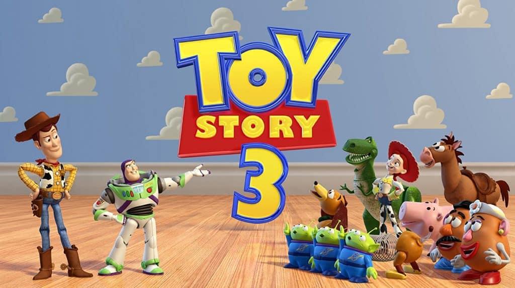Toy Story 3 - Miglior Film d'animazione 2011