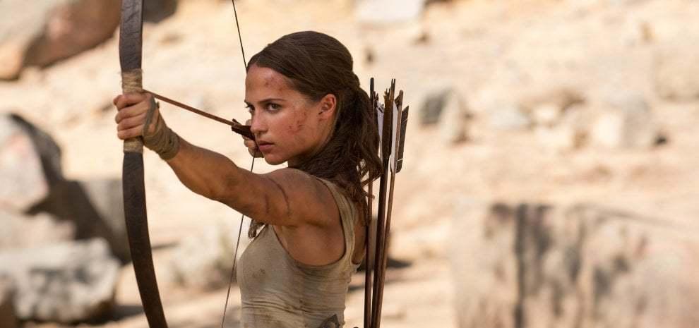 lara croft, eroina di tomb raider