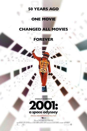 2001: Odissea nello Spazio cinema Italia 50 anni