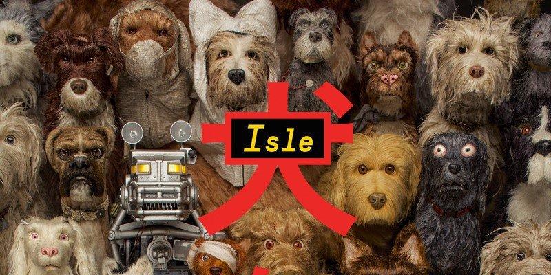 Isola dei cani recensione
