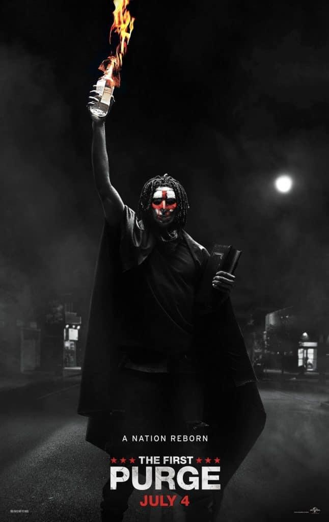 The First Purge trailer nuovo capitolo La Notte del Giudizio