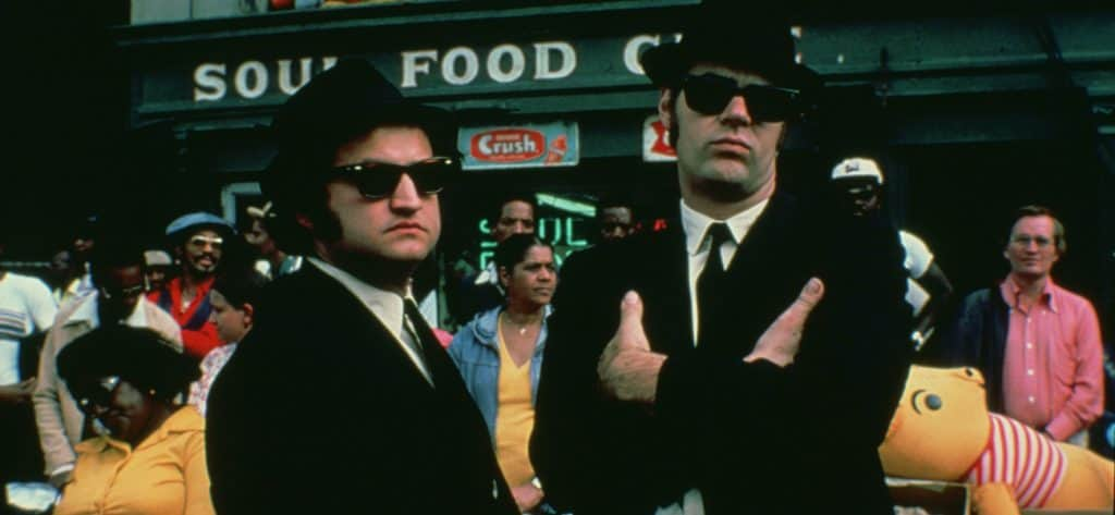 blues brothers lingua originale