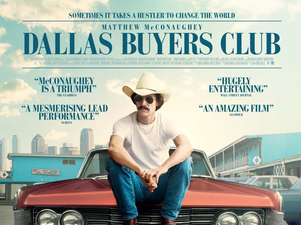 Dallas Buyers Club recensione