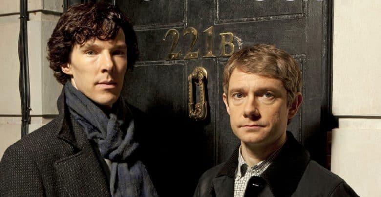 """Photo of Benedict Cumberbatch dà del """"patetico"""" a Martin Freeman per aver abbandonato """"Sherlock"""""""