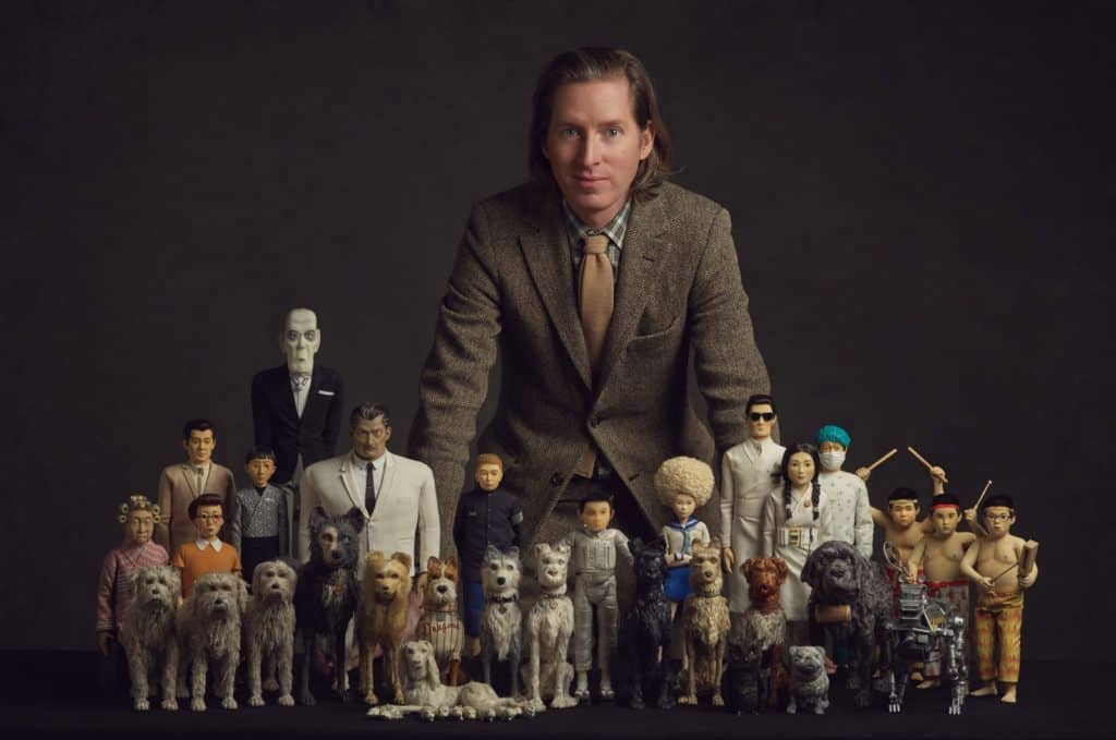 isle of dogs curiosità wes anderson