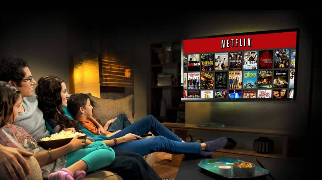 Netflix Party estensione Netflix distanza