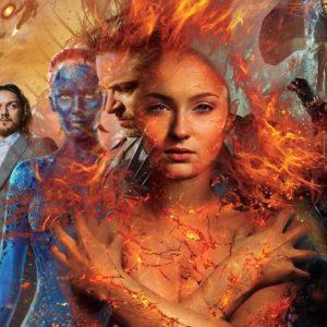 X-Men Dark Phoenix extraterrestri