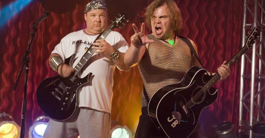 Tenacious D e il destino del rock sequel