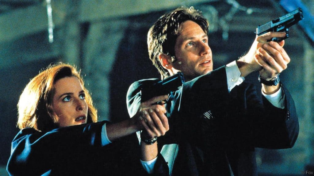 X-Files 12 nuova stagione