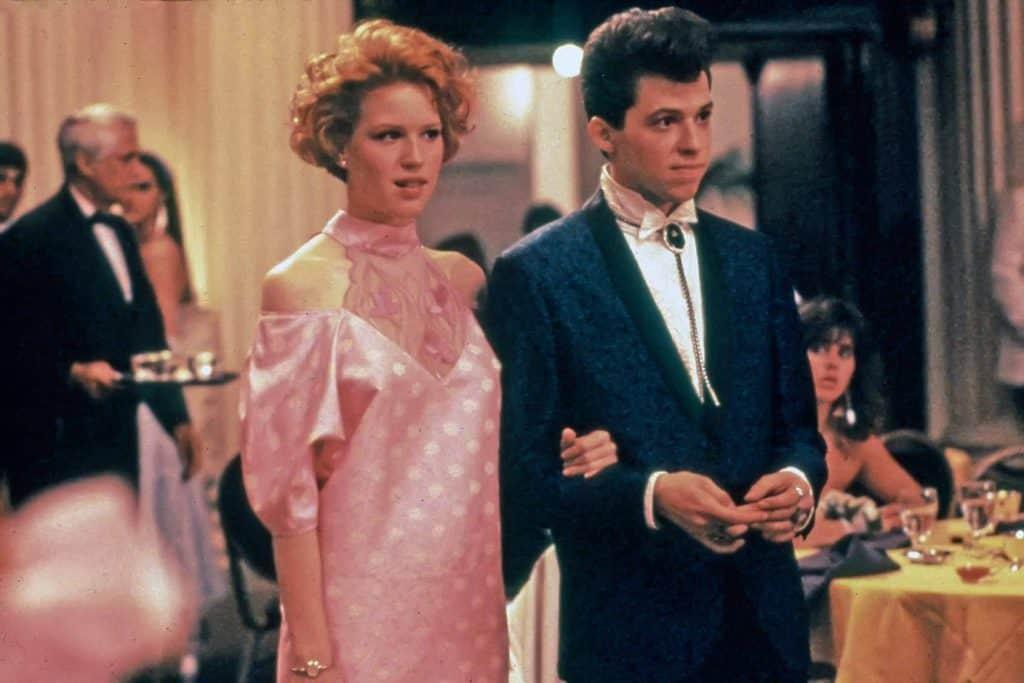 film generazionali anni 80 bella in rosa-