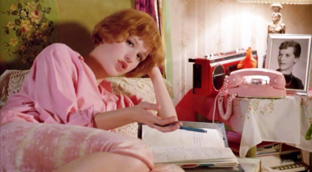 film generazionali anni 80 bella in rosa