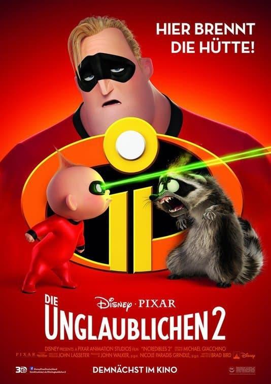 gli incredibili 2 poster sequel