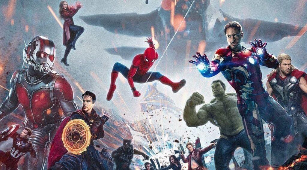 migliori personaggi Marvel Cinematic Universe