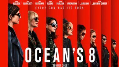 ocean's 8 trailer