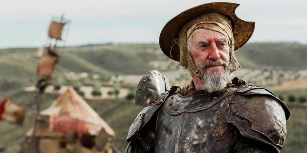 The Man Who Killed Don Quixote Terry Gilliam diritti