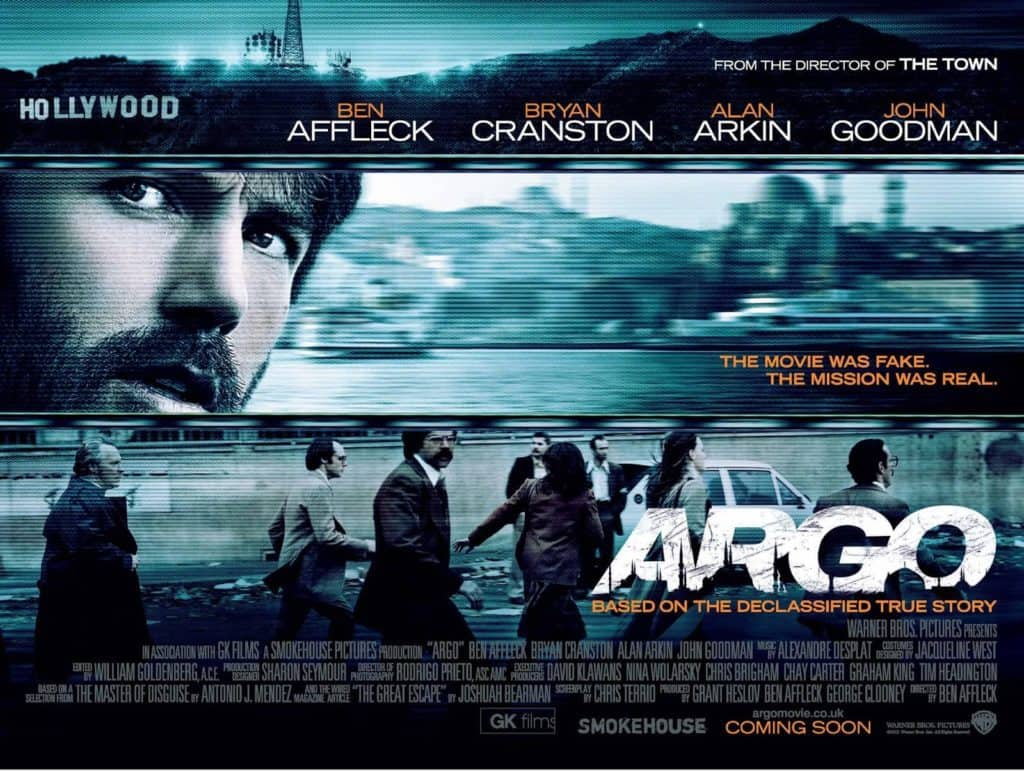 Argo Recensione Film Premio Oscar Ben Affleck