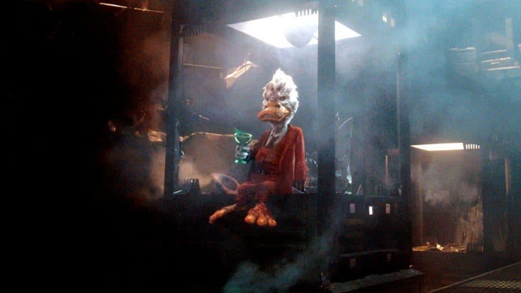 reboot howard the duck