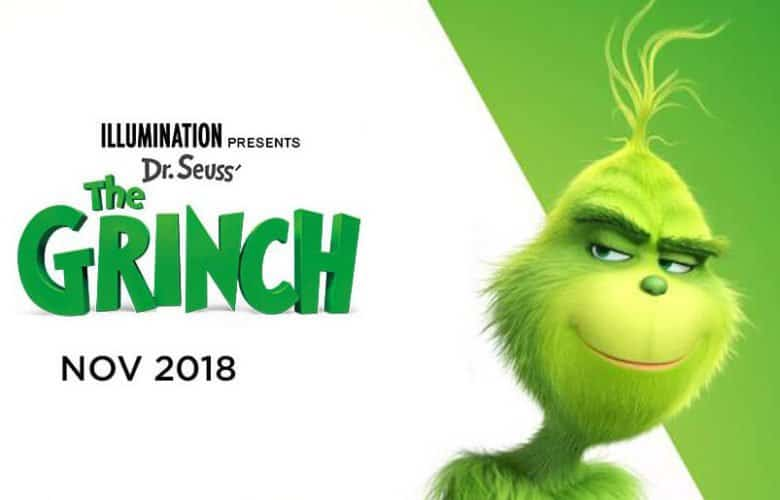 il grinch trailer