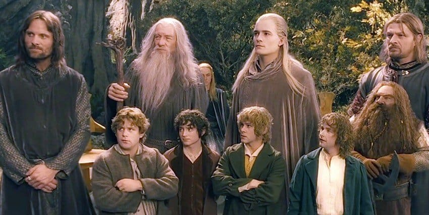Sam Hobbit Lord Of The Rings