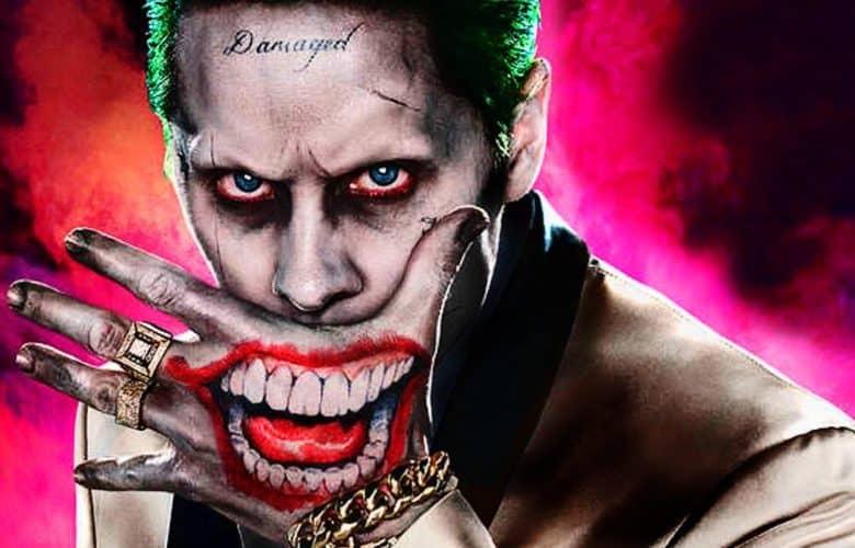 jared leto joker film