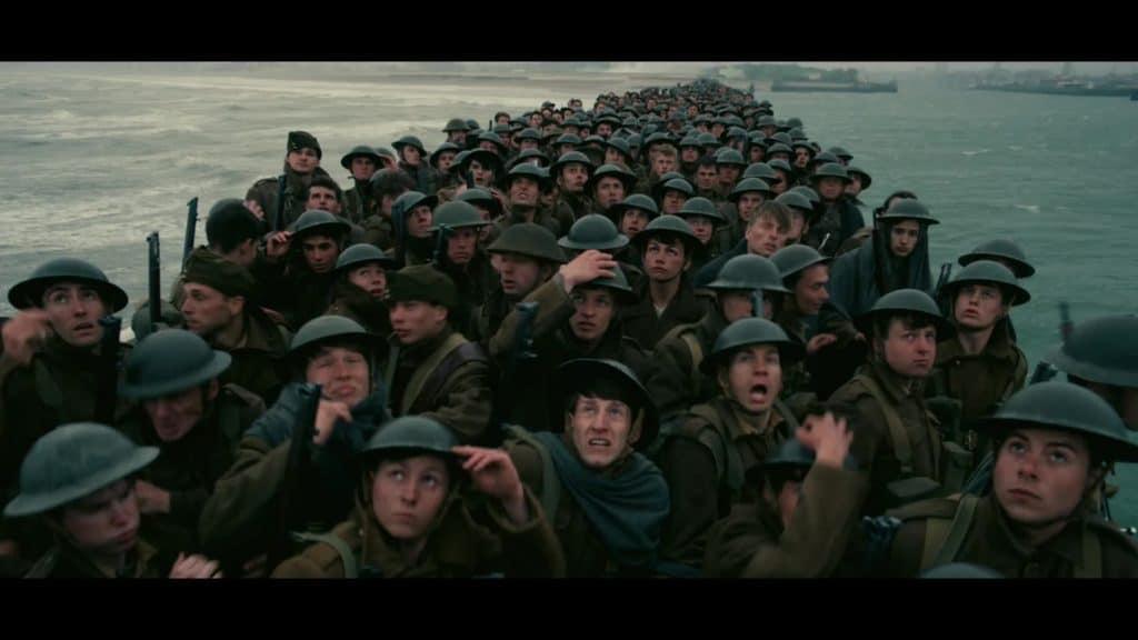 Dunkirk cinema