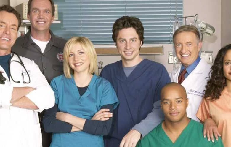 Quiz scrubs