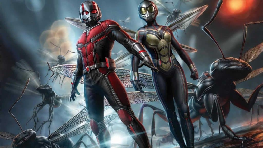 Ant-man and the Wasp conferenza stampa